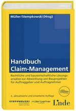 Claim Management Buch